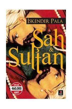 Kapı Yayınları Şah ve Sultan - İskender Pala 9786054322374