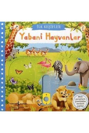 İş Bankası Kültür Yayınları Hareketli Yabani Hayvanlar
