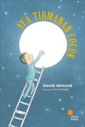 Günışığı Kitaplığı Ay'a Tırmanan Çocuk
