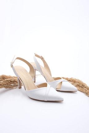 Marjin Kadın Klasik Topuklu Ayakkabı
