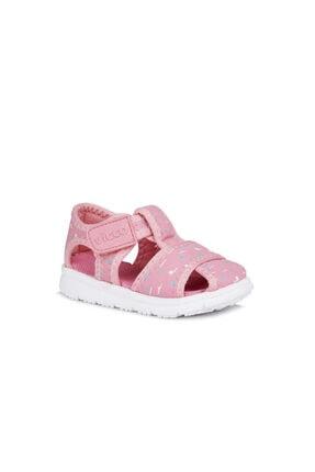 Vicco Unisex Çocuk Pembe Sandalet
