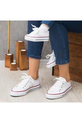 ESPARDİLE Unisex Bebek Beyaz Spor Ayakkabı