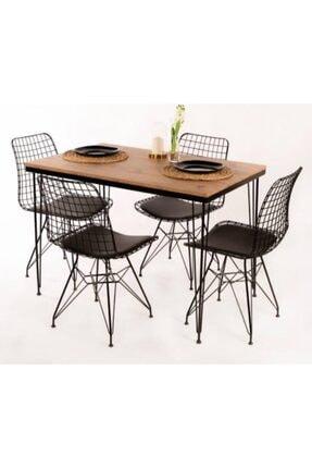 vipgrups Masa Sandalye Takımı Bahçe&balkon&mutfak&işyeri&ev