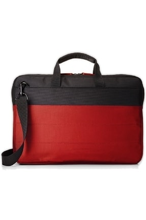 """J-TECH ® Wbag 15.6"""" Laptop Notebook Su Geçirmez Çanta -kırmızı"""