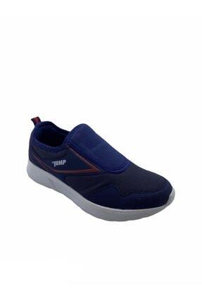 Jump Unisex Lacivert Beyaz Günlük Spor Ayakkabı