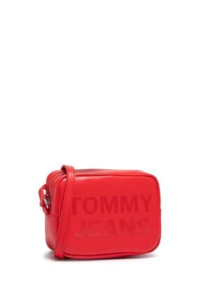 Tommy Hilfiger Kadın Tjw Camera Bag Çapraz Askılı Kadın Çantası Aw0aw09853
