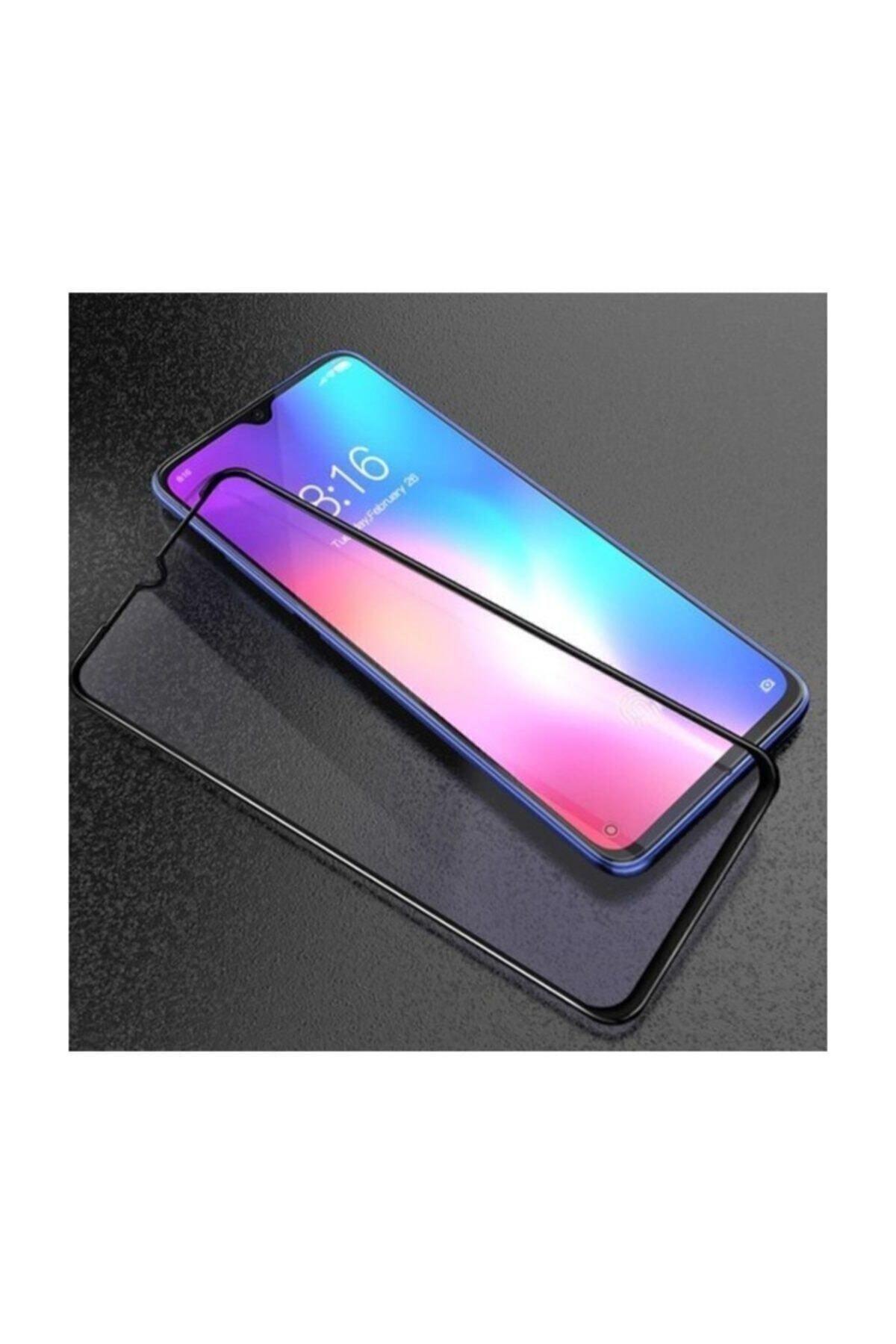 Telefon Aksesuarları Gomate Xiaomi Redmi Note 8 Uyumlu 5d Full Kaplama Kırılmaz Cam Koruyucu 2