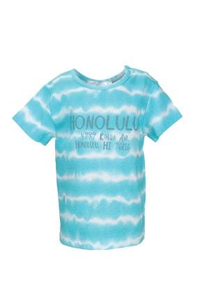Zeyland Mint Honolulu T-shirt (9ay-4yaş)