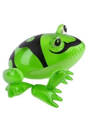 freeshopxl Işıklı Kurbağa Oyuncak ,şişebilen Kurbağa , Çocuklar Için Oyuncak , Zıpzıp Kurbağa , Havuz Oyuncağı