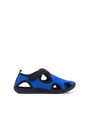 Slazenger Unnı Çocuk Sandalet Saks Mavi Sa11lf085