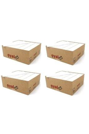 Oyal Diplomat Zarf Penceresiz 4 Paket (2000 Adet) 110 Gr