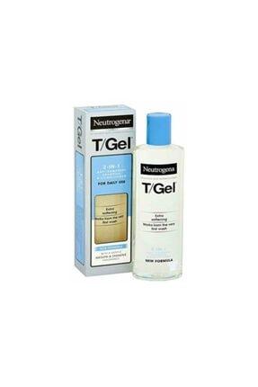 Neutrogena Anti Dandruff Şampuan 250 ml T/gel 2-in-1