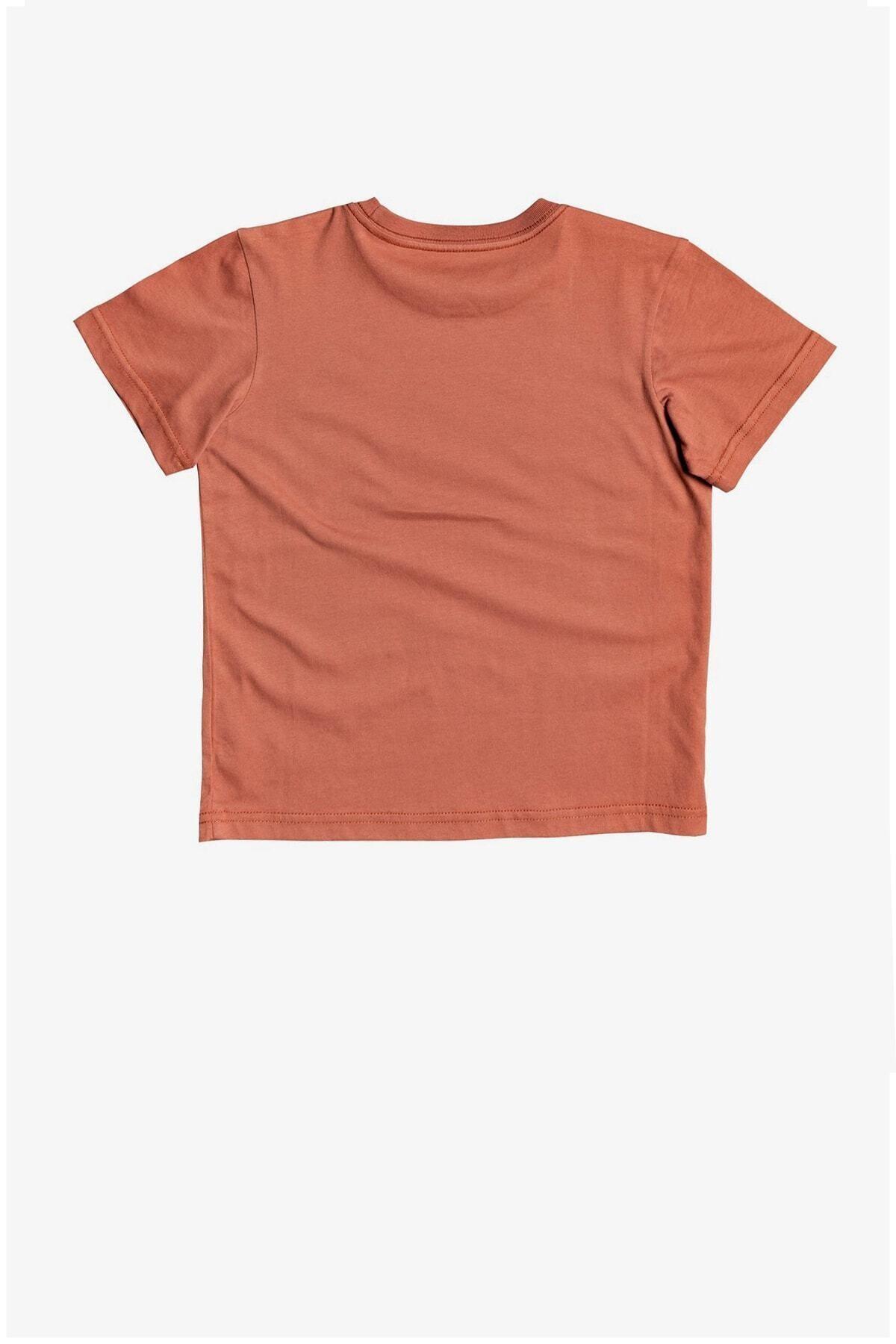 Quiksilver Unisex Çocuk Rdigtaltimss Çocuk T-Shirt Eqkzt03374-mnl0 2