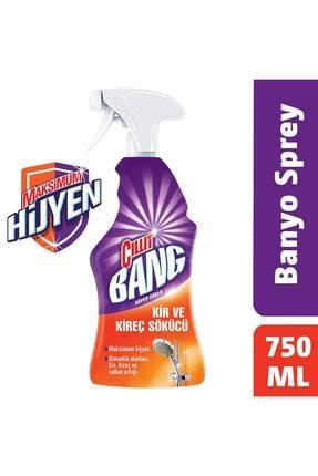 Cillit Bang Banyo Temizleyici Kir ve Kireç Sökücü Sprey 750 ml