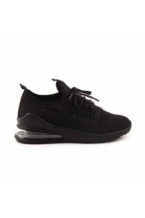 KEMAL TANCA Kadın Siyah Sneaker Aır1