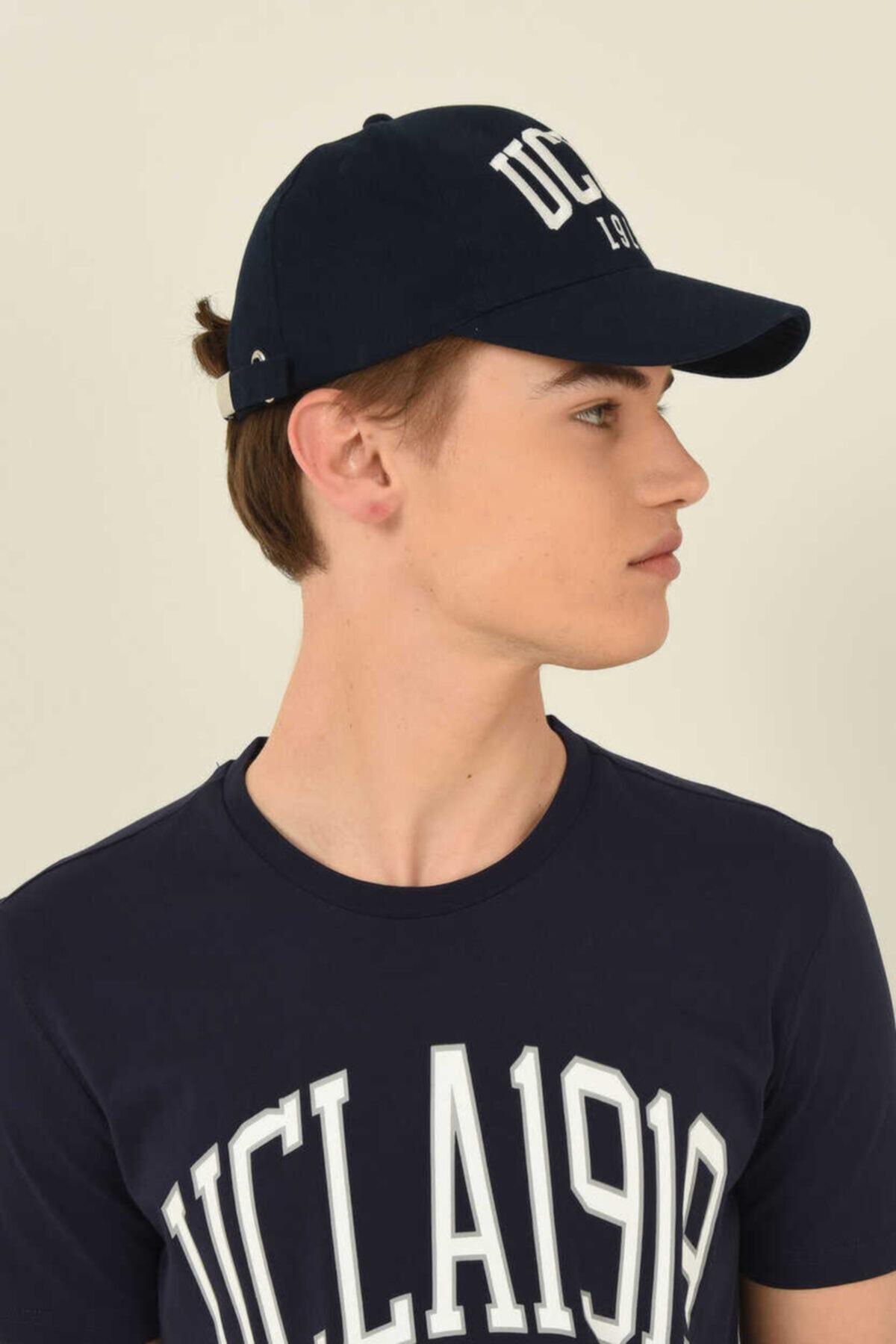 UCLA Ballard Lacivert Baseball Cap Şapka 1