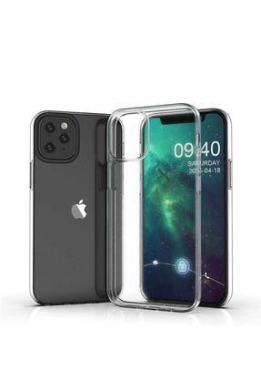 Sunix Iphone 12 Pro Max 6.7 Lux Şeffaf Slıkon