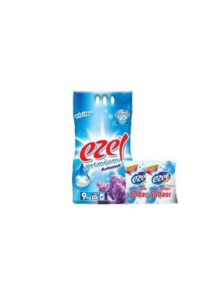 Ezel Deterjan Ezel Premium Beyazlar Için Toz Çamaşır Deterjanı 9 kg