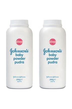 Johnson´s Baby Johnson's Pudra 200 gr X 2 Adet