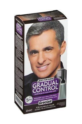 Grecian Formula Grecian Gradual Control - Renklendirici Bakım Jeli (koyu Saç Tonları)