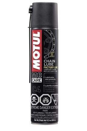 Motul C4 Racing Motosiklet Zincir Yağı 400 ml