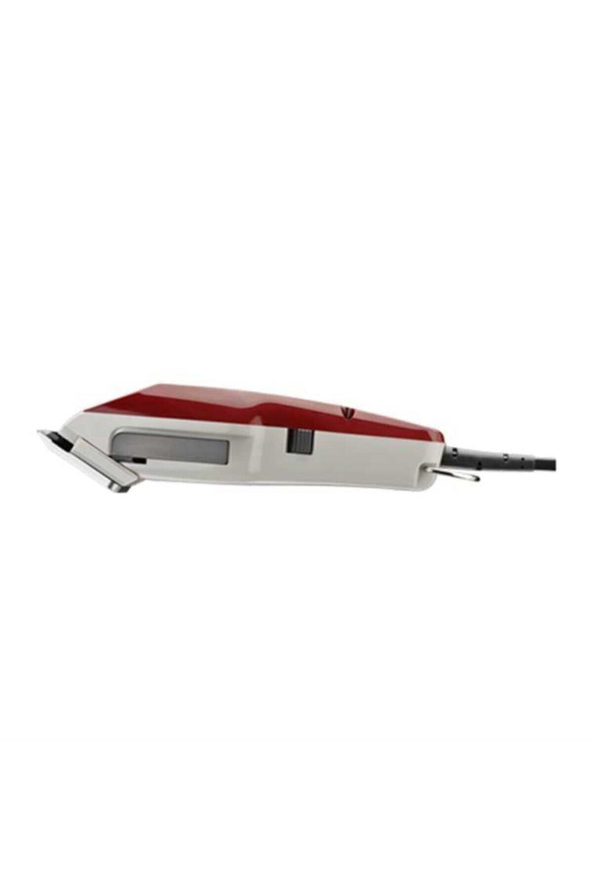 Moser Kırmızı 1400-0050 Saç Sakal Kesme Tıraş Makinesi 2