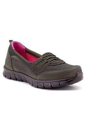 Forelli Kadın Haki Casual Ayakkabı