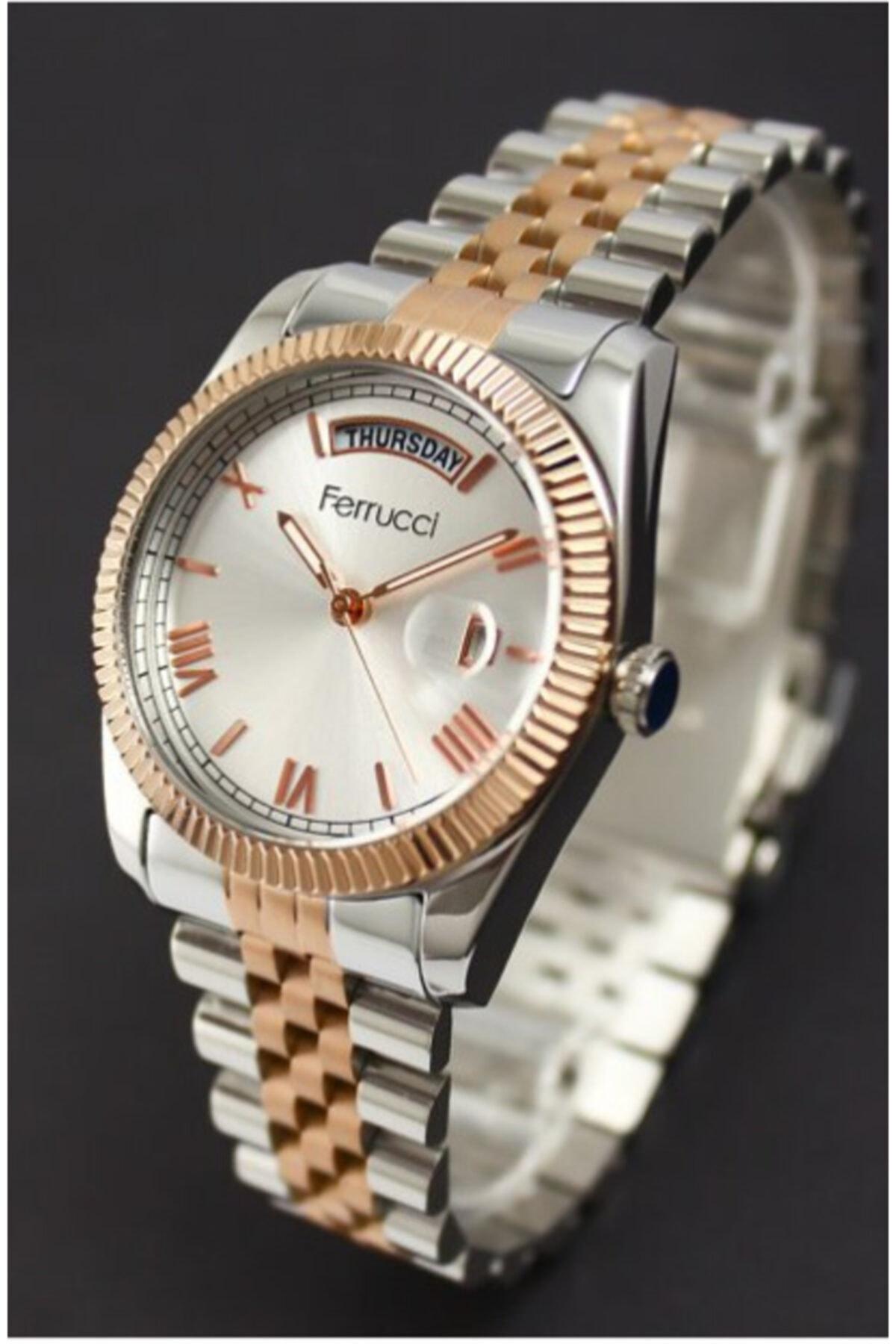 Ferrucci Kadın Kol Saati Fc.13024tm 1