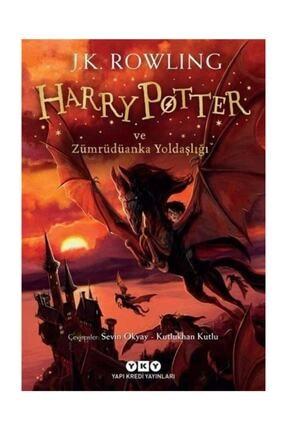 Yapı Kredi Yayınları 05 Harry Potter Ve Zümrüdüanka Yoldaşlığı