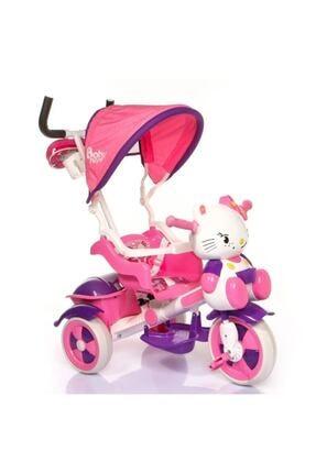 BabyHope 35 Kety 3 Teker Itmeli Bisiklet Pembe