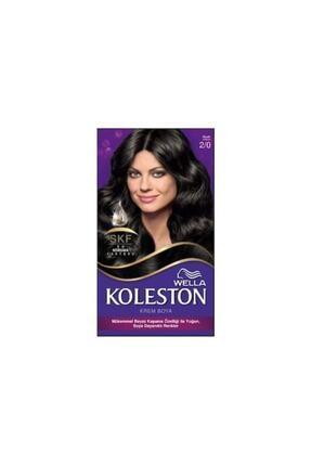 Koleston Set Saç Boyası Siyah (2.0)