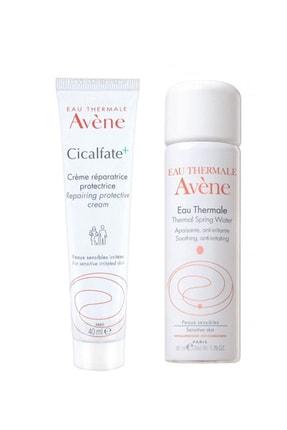 Avene Cicalfate Creme Onarıcı Bakım Kremi 40 ml ve Eta Thermal Su 50 ml 3282779359999
