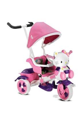 BabyHope Pembe 3 Tekerli Kontrollü Bisiklet 135 Kety