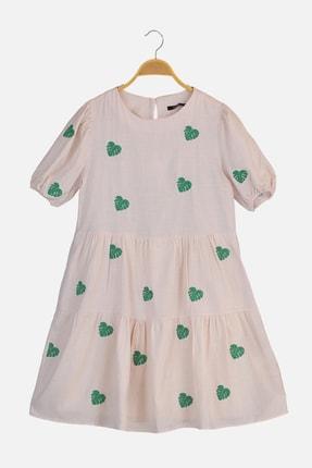 TRENDYOLMİLLA Taş Nakışlı Elbise TWOSS21EL4022