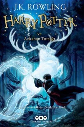 Yapı Kredi Yayınları Harry Potter ve Azkaban Tutsağı 3 J.k. Rowling, - J. K. Rowling