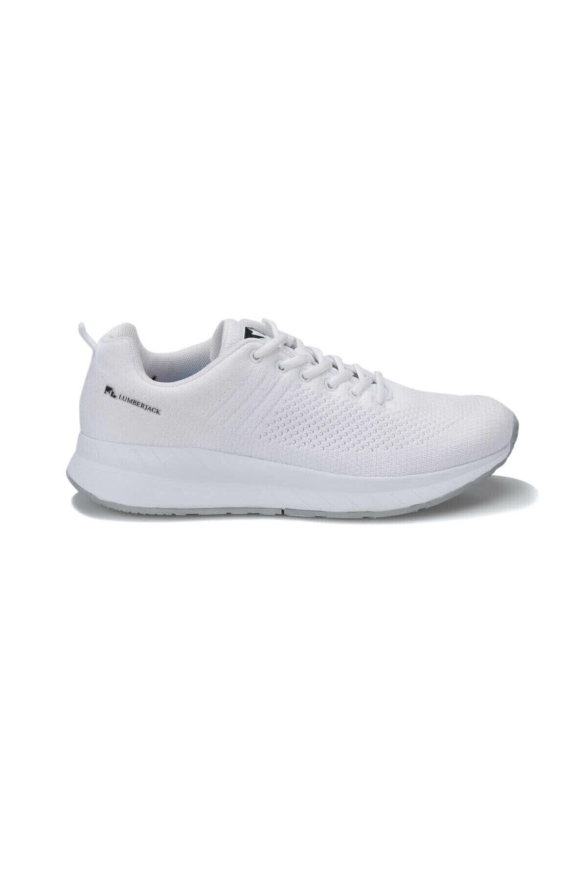 lumberjack Connect Beyaz Erkek Koşu Ayakkabısı 100353821 1