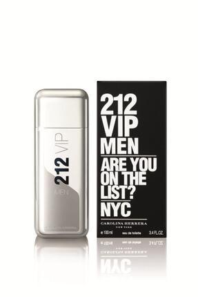 Carolina Herrera 212 Vıp Men Edt 100 ml Erkek Parfüm 8411061723760
