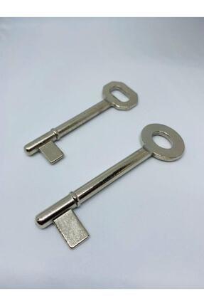 Kale Kilit Maymuncuk Oda Kapısı Anahtarı Her Kilidi Açan Anahtarlar - 13 mm