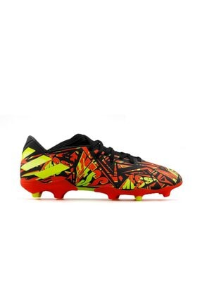 adidas Erkek Renkli Nemeziz Messi .3 Fg Çim Fw7426 Renkli Zemin Kramponu