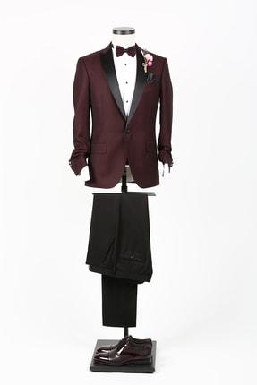 Sarar Erkek Interview Happy Bordo Smokin / Damatlık Takım Elbise