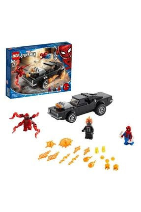 LEGO Marvel Super Heroes Spider-Man Ghost Rider Car 76173