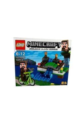 MINECRAFT Lego Yapılandırma Oyuncağı Rs10-10