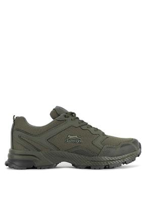 Slazenger Azad I Sneaker Erkek Ayakkabı Haki Sa11re083