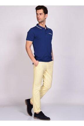 LİMON COMPANY Erkek Sarı Pantolon