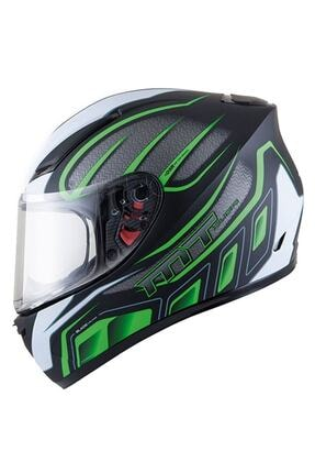 MT Helmets Mt Blade Sv Alpha Gloss Full Face Motosıklet Kaskı Onay Motor