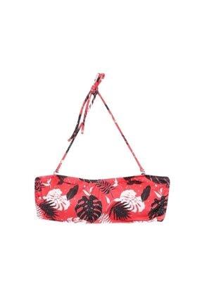 LİMON COMPANY Kadın Kırmızı Bikini Üst