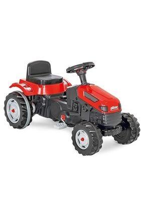 PİLSAN Active Pedallı Traktör Kırmızı