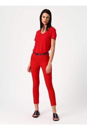 LİMON COMPANY Limon Kırmızı Pantolon