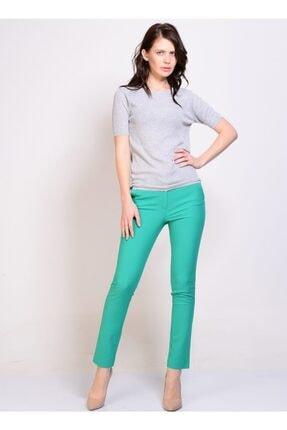 LİMON COMPANY Limon Koyu Yeşil Pantolon