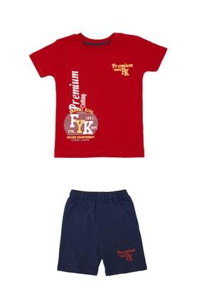 Pattaya Kids Erkek Bebek Baskılı Takım 2'li Pb21s505-2049